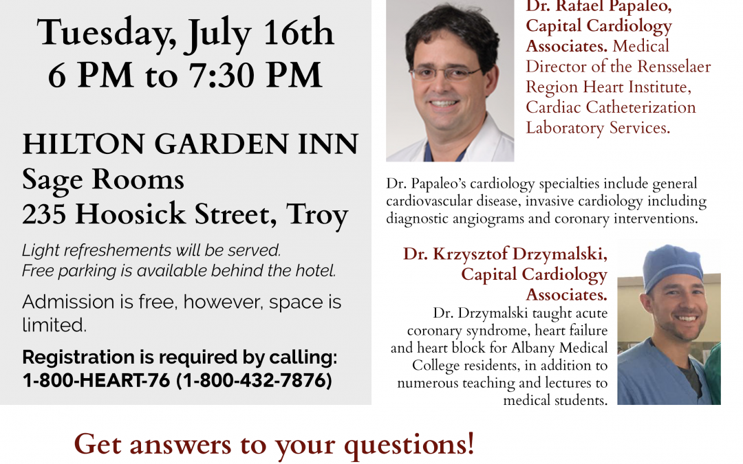 HeartTalk with Dr. Papaleo